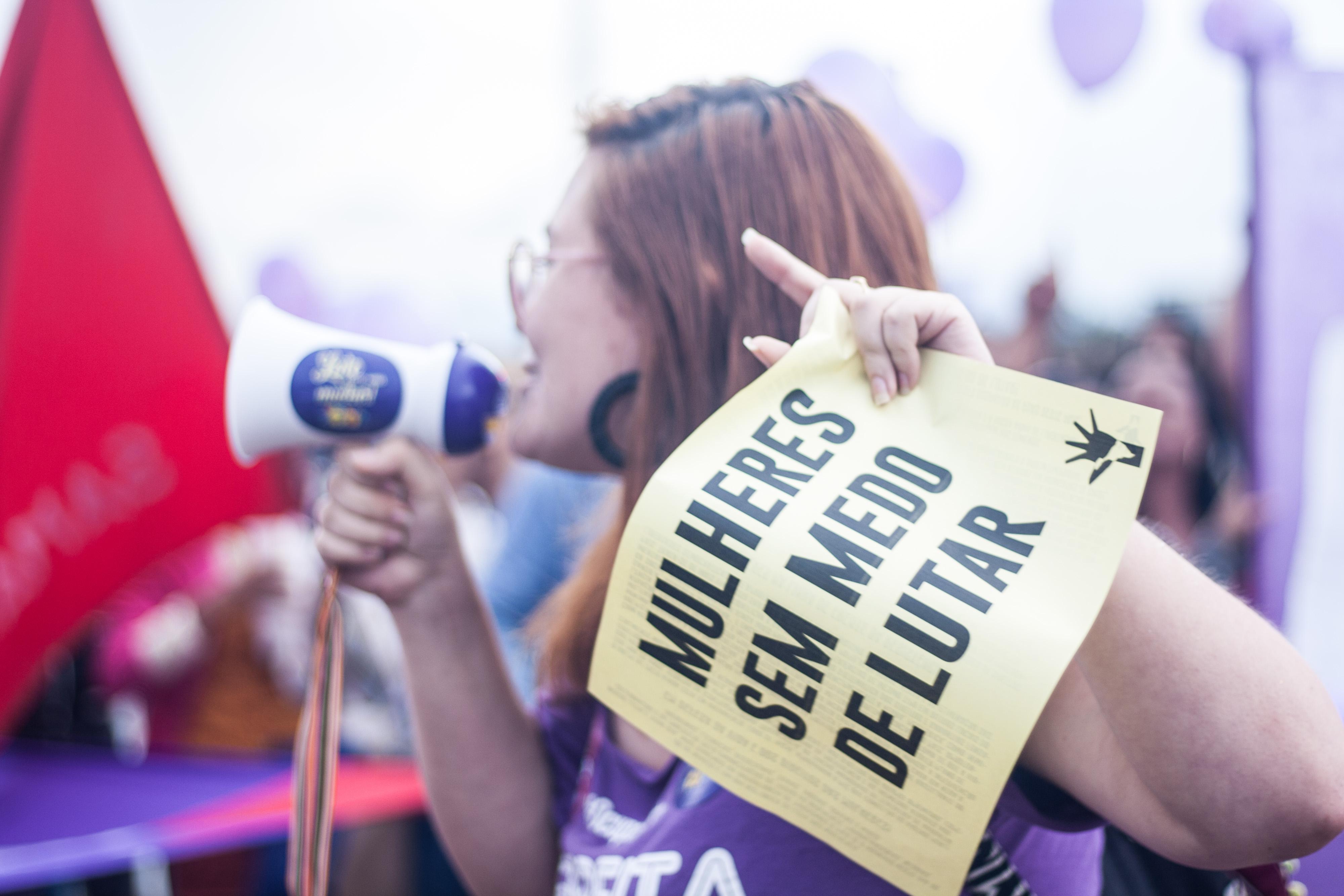 Dia Internacional de Luta das Mulheres #8M - 08/03/2018 - Brasília (DF)