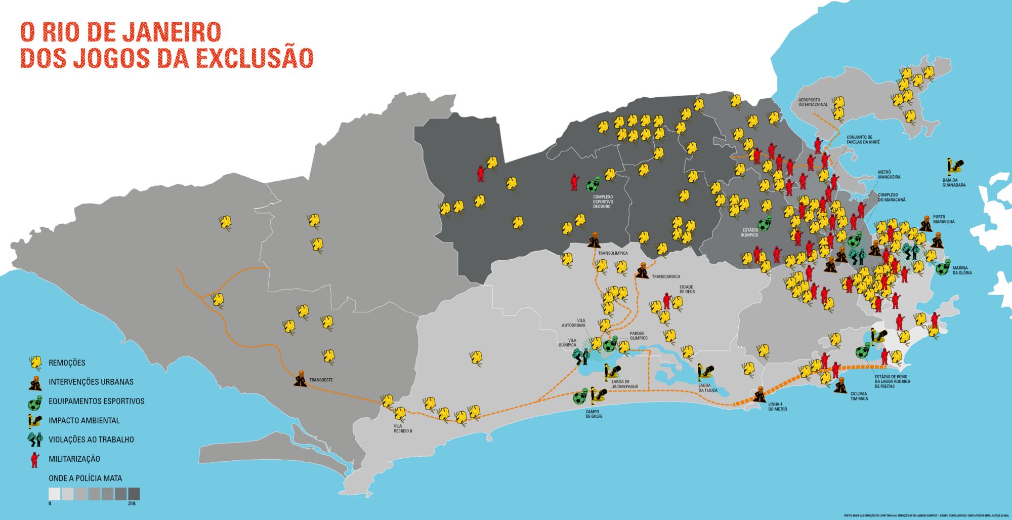 Comitê Popular da Copa e Olimpíadas do Rio de Janeiro