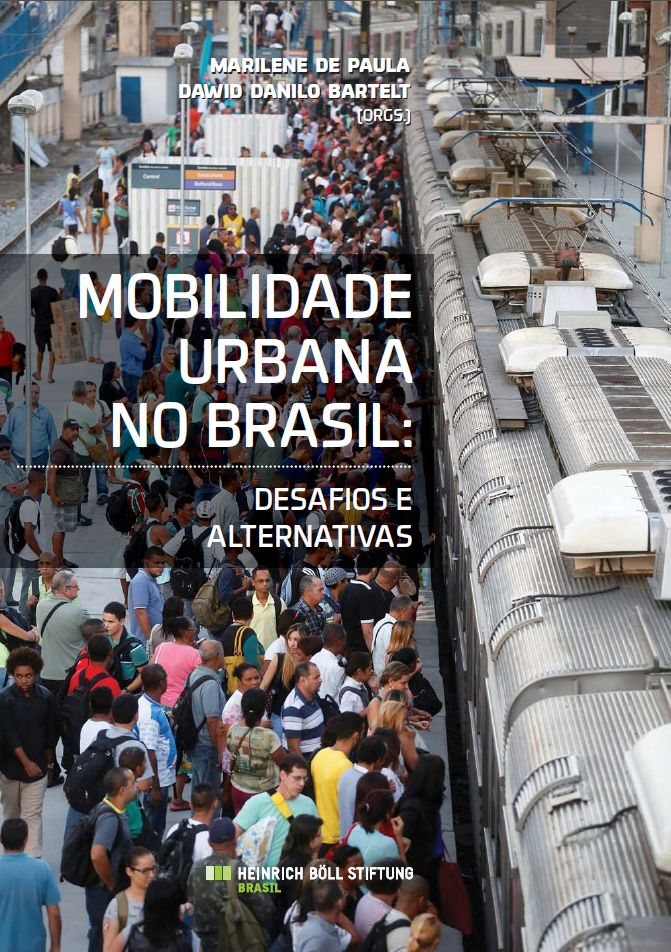 Mobilidade urbana no brasil boll brasil